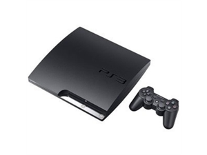 Sony PS3 Slim 120 GB Black
