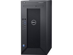 Dell PowerEdge T30 Mini-Tower Server Premium Desktop | Intel Xeon E3-1225 v5 Quad-Core | 12GB DDR4 | 1TB HDD 7200 RPM SATA | DVD +/-RW | HDMI | No Operating System