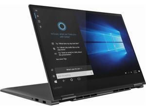 "Newest 2018 Lenovo Yoga 730  Convertible 2-in-1 15.6"" FHD IPS Touch-Screen Laptop| Intel Quad Core i7-8550U| 8GB DDR4 RAM| 256GB PCIe SSD|Thunderbolt|Fingerprint Reader| Backlit Keyboard| Windows 10"