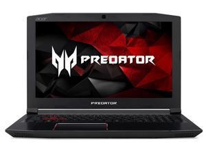 Acer Predator Helios Gaming Laptop(32GB RAM, 256GB SSD) Intel Core i7-7700HQ, NVIDIA GeForce GTX1060 6GB DDR5 , MicroSD Card Reader, Backlit Keyboard, Windows 10