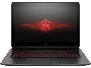HP OMEN 15.6in FHD IPS Gaming Laptop Computer, Intel Quad-Core i7-7700HQ up to 3.8GHz, NVIDIA GTX1050 4GB, 16GB DDR4 RAM, 1TB HDD+256G SSD, VR Ready, WiFi 802.11ac, Windows 10 Home