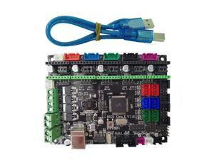 MKS-GEN L V1.0 Integrated Controller Mainboard Compatible Ramps1.4/Mega2560 R3 For 3D Printer
