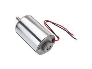 200W 12-48VDC 12000rpm High Torque DC Spindle Motor