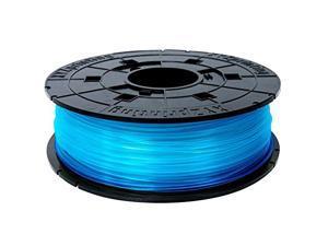 XYZprinting PETG Refill Filament - CLEAR BLUE (NFC Style for da Vinci nano, da Vinci mini, da Vinci Jr, da Vinci Super Series)