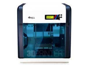 XYZprinting da Vinci 2.0 Duo 3D Printer (2 Nozzle Head for ABS/PLA/PVA Soluable Materials) - Factory Refurb