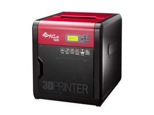 "[Laser Engraver Kit] [Open Filament] da Vinci 1.0 Pro. Wireless 3D Printer - 7.8"" x 7.8"" x 7.8"" Volume (ABS/PLA/Tough PLA/PETG/Hips/Wood/Antibacterial PLA) – Fully Enclosed, Includes 300g Filament"