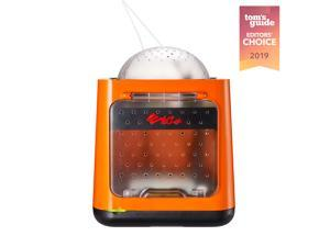 "XYZprinting da Vinci nano 3D Printer - Fully Enclosed with 5"" x 5"" x 5"" Inches Built Volume (Orange Color)"