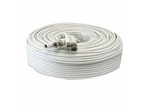 275 White HD-SDI Compression BNC Video RG59-RS485-POWER PTZ Data Siamese HD-SDI Cable 18//2