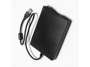 3.5'' External USB 2.0 Portable 1.44Mb Floppy Disk Drive Diskette for Laptop