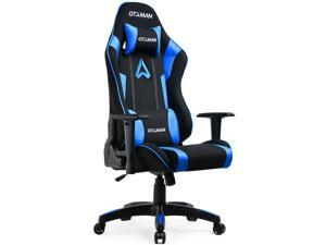 GTXMAN Gaming Chair Racing Style Office Chair Video Game Chair Breathable Mesh Chair Ergonomic Heavy Duty 350lbs Esports Chair X-005