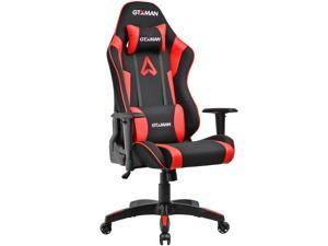 GTXMAN Gaming Chair Racing Style Office Chair Video Game Chair Breathable Mesh Chair Ergonomic Heavy Duty 350lbs Esports Chair X-005 Red