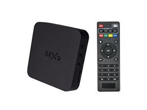 MXQ Android 4.4.2 Amlogic Quad Core HDMI 1080P Wifi Smart TV Box Streaming Media Player