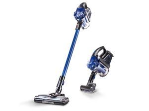 Gohyo Cordless Vacuum Cleaner   Lightweight Stick Vacuum with Dual Digital Motor, 7.5 kPa Powerful Suction, Long-Lasting Rechargeable Battery, HEPA Filter and LED Brush, Handheld Vacuum