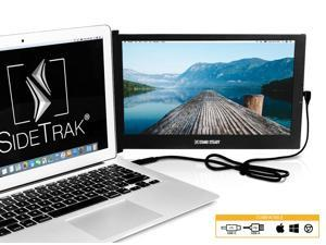"SideTrak Portable Monitor for Laptop 12.5"" FHD 1080P IPS Attachable Second Laptop Screen 