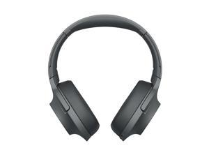 Sony WH-H900N h.ear Series Wireless Over-Ear Noise Cancelling High Resolution Headphones (International version/seller warranty) (Black)