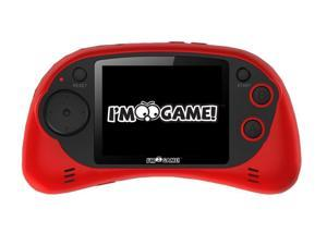 I'm Game GP120 Game Console with 120 16-Bit Built-in Games - Red