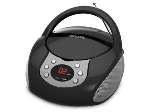 Impecca CDB-204K Riptunes Cd Boombox W/ Am/fm Radio Black