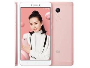 Xiaomi Redmi Note 4X, 4GB RAM+64GB ROM Smartphone, MTK Helio X20 Deca Core up to 2.1GHz, 5.5 inch HD Screen, Back Camera: 13MP cellphone,  4100mAh Big Battery, Network: 4G
