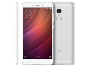 Xiaomi Redmi Note 4, 3GB RAM+64GB ROM Smartphone, MTK Helio X20 Deca Core up to 2.1GHz, 5.5 inch HD Screen, Back Camera: 13MP cellphone,  4000mAh Big Battery, Network: 4G