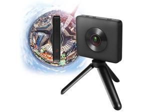 Xiaomi MIJIA VR Camera  Dual Lens 23.88MP Sensor 3.5K Recording Video 6-Axis Anti-shake 360 Degree Panoramic Camera , Ambarella A12, Support WiFi Global Official Version