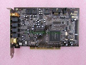 Creative SB0090 Sound Blaster Audigy EAX Advance HD SB1394 5.1 CHL Sound Card
