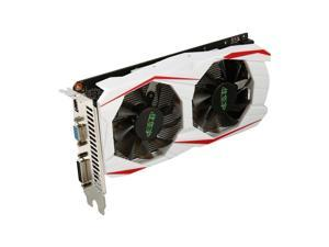 2GB DDR5 128Bit PCI-Express VGA/DVI/HDMI Video Graphics Card With Dual Fans
