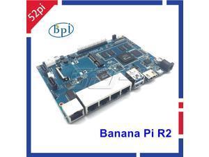 Banana PI R2 BPI-R2 Single Board Computer Open Source Smart Wireless Router