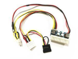 DC 12V 250W 24Pin Pico ATX Switch PSU Car Auto Mini ITX DC TO DC Power Supply