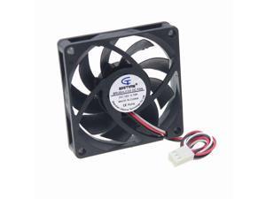 Fans, Heat Sinks & Cooling Sunon Original Maglev Kde1209ptv3 3pin 12v 90mm 92mm Vapo Bearing Case Cpu Fan Clear And Distinctive