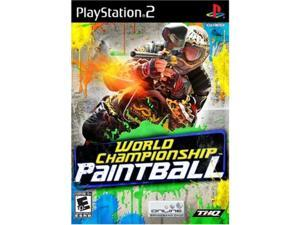 Playstation 2 World Championship Paintball - PS2