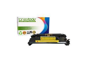 Tonerstocks 1PK Compatible With HP CF226X 26X Black Toner Cartridge High Yield