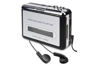 DIGITNOW! Tape to MAC/PC Recorder,  Walkman, Portable USB Cassette Player with Headset, Convert Cassette Tape to MP3 Digital files, Super USB Cassette Capture with auto-reverse function