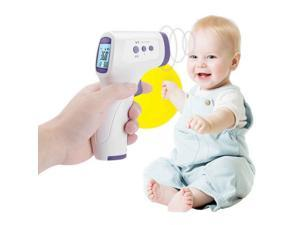 Thermometer Forehead Temperatur Accurate Instant LCD Display Readings Baby Children Adult Non-contact Infrared Body ...