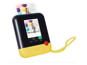 "Polaroid POP 3x4"" Instant Print Digital Camera with ZINK Zero Ink Printing Technology - Yellow"