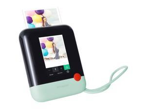 "Polaroid POP 3x4"" Instant Print Digital Camera with ZINK Zero Ink Printing Technology - Green"