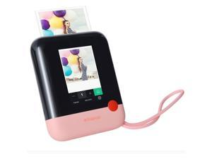 "Polaroid POP 3x4"" Instant Print Digital Camera with ZINK Zero Ink Printing Technology - Pink"
