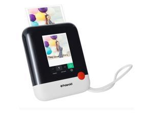 "Polaroid POP 3x4"" Instant Print Digital Camera with ZINK Zero Ink Printing Technology - White"