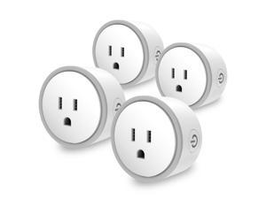 4-Pack Elf Smart Plug by Eques No Hub Required Deals