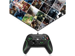 Ergonomic USB Wired Gaming Controller Professional Computer PC Replacement Gamepad Joystick Joypad For Xbox One 618