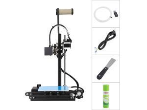 High Precision Desktop Large Printing Size 150×150×200mm DIY Desktop LCD 3D Printer Kit Aluminum Frame Ender 2 US Plug