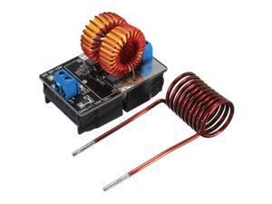Professional ZVS Low Voltage Induction Heating Power Supply Module 5V-12V 120W