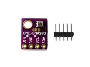 High Accuracy BME280 Temperature Humidity Barometric Pressure Sensor Module