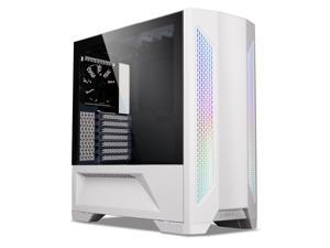 LIAN LI LANCOOL II WHITE (Free Hotswap Backplate For Pre-order Only , Limited Q'ty Offer)Tempered Glass ATX Case -White Color -LANCOOL II -W