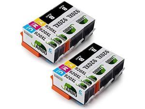 Jarbo ink cartridges genuine brands printer ink toner jarbo compatible ink cartridge replacement for hp 920 high yiled 10 packs4 black fandeluxe Images