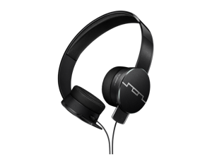 d92e0f07ea0 SOL REPUBLIC Tracks HD2 On-Ear Headphones – Noise Isolation, Cable with Mic  +