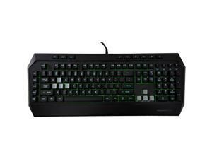ALV AmazonBasics Mechanical Feel Gaming Keyboard