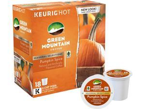 Keurig Green Mountain - Pumpkin Spice K-Cup Pods (18-Pack)