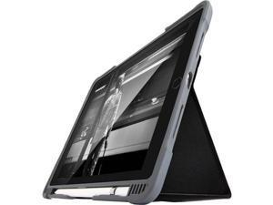 "STM - Dux Plus Folio Case for Apple® iPad® Pro 12"" - Black"