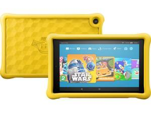 "Amazon - Fire HD 10 Kids Edition - 10.1"" - Tablet - 32GB - Yellow"