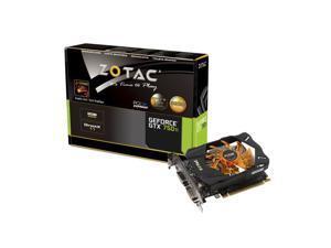 Zotac ZT-70605-10H GeForce GTX 750 Ti Graphics Card, 2GB DDR5